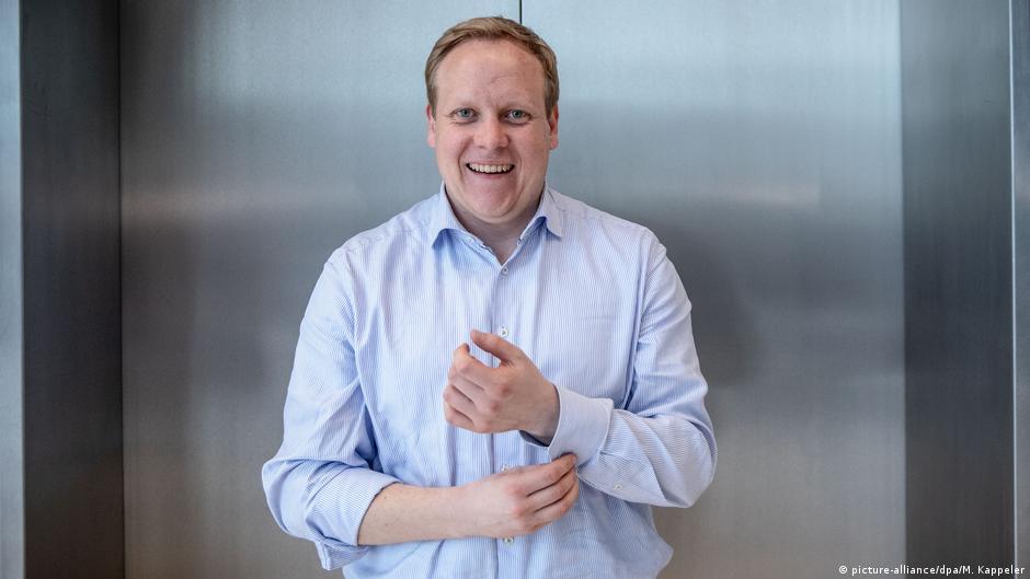 Tilman Kuban für den Bundestag?