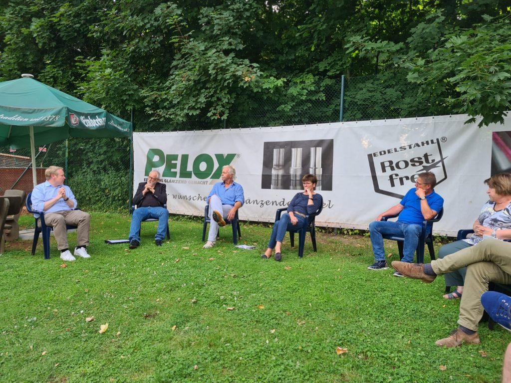 CDU will mit verlässlicher Förderung durch die Stadt alle Barsinghäuser Sportvereine erhalten (Deister-Echo)